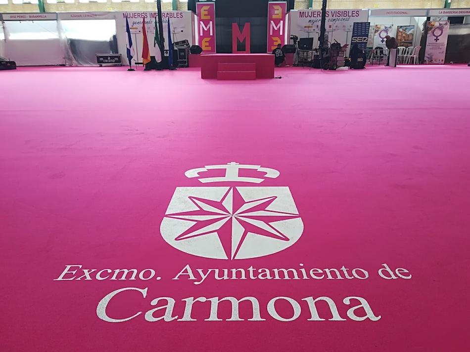 Expo Mujer Emprende Carmona 2019